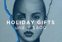 UGALLERY: Holiday Gifts Under $400 / Looking for one-of-a-kind gifts this holiday season? Check out our collection of art under $400 to get started! http://www.ugallery.com/art-under-400 / by UGallery