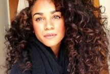 Curly Hair Inspo / What I wish my hair would do...
