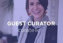 Guest Curator: Curate 1k / Norah Guignon is the creative mastermind behind the blog Curate 1k, your one-stop site for affordable curated art. Finding $1000 worth of art each week (hence the name 'curate 1k', this wall decorator has curated her own collection of UGallery art, and we love what she's picked.