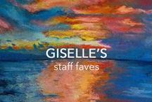 UGALLERY: Giselle's staff faves / Our new Social Media Associate picks her favorite pieces from UGallery. / by UGallery