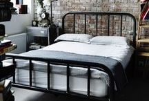 Bedrooms / by laura kaucher