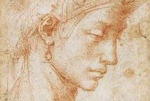 Michelangelo Buonarroti (1475 - 1564) / Sculptor and painter of the High Renaissance