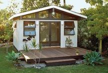Creative Spaces - Shed Style