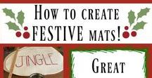 Christmas Crafts / All sorts of crafts for Christmas!
