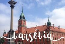 Varsóvia | Polônia / Não vai demorar para perceber que esta cidade é especial. Destruída pelos ataques nazistas durante a Segunda Guerra Mundial, uma viagem para  Varsóvia vai lhe mostrar que ela tem um legado de superação e reinvenção.  Hoje, é uma das mais lindas capitais europeias, com uma arquitetura que une o moderno e o clássico, cheia de avenidas largas, praças, jardins e um sistema de transporte público bastante eficiente.