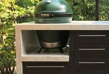 Top 6 Outdoor Kitchen Equipment / The most used outdoor kitchen built-in equipment for Summer 2017, by Garden Living.