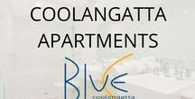 Coolangatta Accommodations / Luxurious 1, 2 & 3 bedroom apartments all w/ ocean views. The higher levels have many diverse perspectives, looking toward Surfers Paradise, towards the hinterland, Mt. Warning & north to Coolangatta`s beaches w/ beautiful ocean views. Perfect accommodation for couples, honeymooners, wedding parties, families, & business.  State of the art facilities: heated lagoon style pool spa, gym/sauna & BBQ entertaining area under cover. 5 mins. drive to the Gold Coast International Airport, Australia.