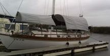 Projects / Refitting our 1977 Tayana 37 sailboat.