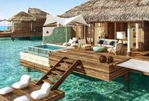 Hotel Inspiration / Inspiration from hotels around the world.