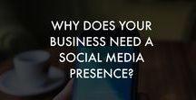 Social Media Tips / Tips for your business social media.