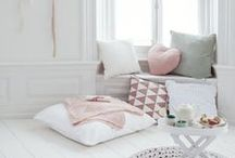 a Room for Charlotte / Inspiration board for my young daughter's future bedroom. / by Elisabeth Colette