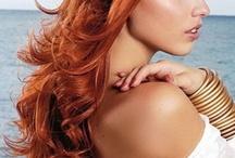 hair, makeup, & nails / by Kristina Berger