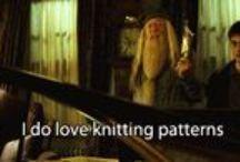 Knitting, Crochet & Yarn / by Michele Moskaluk