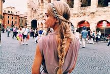 Hair & Beauty / by Sydney Cole