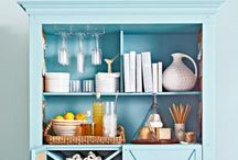 Make This: DIY, crafts & organizing inspiration / Things I've made or would love to make if I had the time.