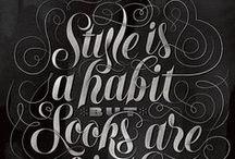 Typografie / by Katharina Lanz