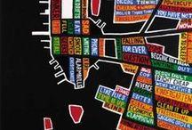 mapas / by Thiago Castor