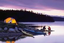 Camping ;)