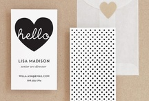 BIZ CARDS / by Roxy Prima
