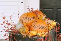 Fall Decorating / by Linda Busta