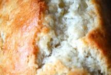 Bread / by Linda Busta