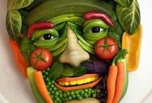 Eat Your Veggies! / by Linda Busta