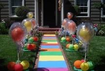 Birthday ideas / by Linda Busta