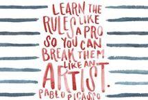 Inspiração pra criar