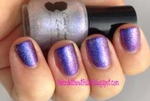 Cameo Colours Lacquer Swatches