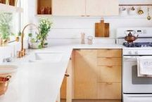 Kitchens | Cozinhas / This board includes: kitchens, dining rooms and cozy gourmet spaces