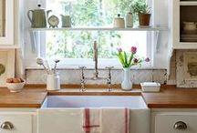 Kitchen / by Allison Gallimore