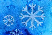 Winter themed kids crafts