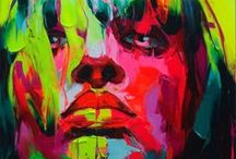 Expressive Portraits / by Laura Flagg
