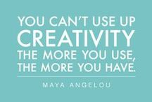 Creativity / by Laura Flagg