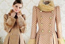 Modern coats / by Retro Seamstress