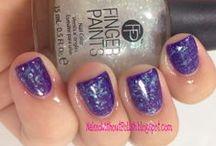 Finger Paints Swatches