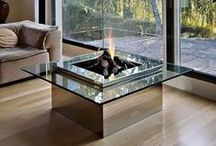 Fireplaces / by Linda Busta