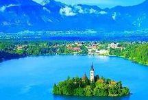 Travel: Slovenia / Upcoming trip!