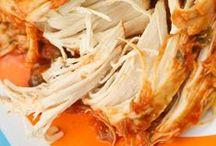 Food: Poulet & Poultry