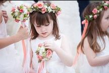 Little People / flower girls and ring bearers