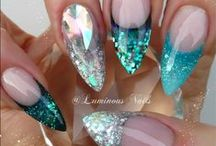 Nails, Nails, Nails / Nails that we love  / by Halo Mooloolaba