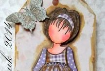 Prima Paper Dolls