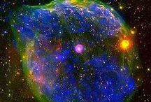 Nebulas / by Conrad King