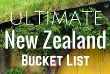New Zealand / Hacks and Inspiration for an unforgettable trip!