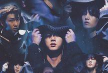 BTS Wallpaper / cr. BTSorbit (twitter)