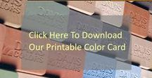 Davis Colors Printable Color Card Of Concrete Pigments / Our colored concrete pigments can help bring your next architecture or landscape design project to life. Whether you choose from our expansive palette of colors or create your own, we can help bring your project to life through color.