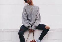 Fashion - Women / Inspiracje modowe dla kobiet.