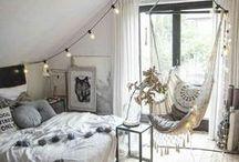 Room / Pomysły na dekorowanie pokoju.