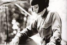 Irina Spalko • Hero of Socialist Labor