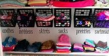 Clever Home Storage Ideas / Great ways to create extra storage in your home